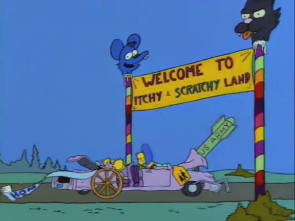File:Itchy & Scratchy Land 47.JPG