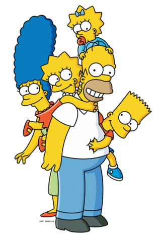File:Simpson Family.png