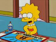 Bart vs. Lisa vs. the Third Grade 72E