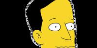 John (Homer's Phobia)
