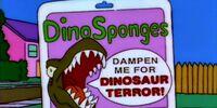 Dino Sponges