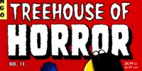 Bart Simpson's Treehouse of Horror 11
