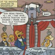 Le Snooty Jewelers De Springfield
