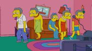 Love is a Many Splintered Thing (Couch Gag) 2