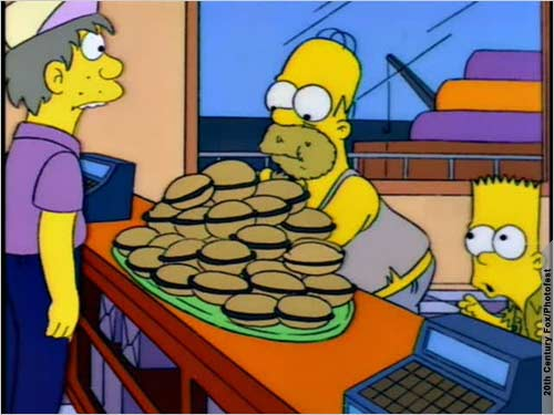 File:Homer and Bart in Krusty Burger.jpg
