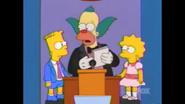 Bart Krusty Lisa