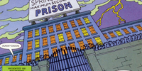 Springfield Maximum Security Prison