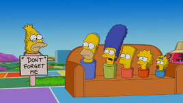Game of Life Couch Gag (Abe)