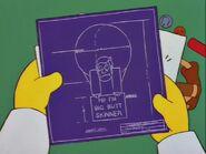 Bart's Comet 15