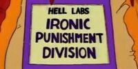 Ironic Punishment Division