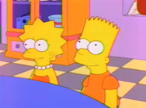 File:Bart and Lisa two years younger in And Maggie Makes Three.png