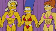 Simpsons The Strong Arms of The Ma