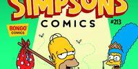 Simpsons Comics 213