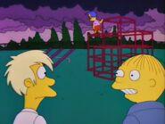 Bart's Friend Falls in Love 87