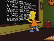 The PTA Disbands Chalkboard Gag
