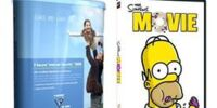 F-Secure Internet Security 2008 & The Simpsons Movie