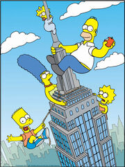 The City of New York vs. Homer Simpson (Promo Picture) 2