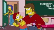 Treehouse of Horror XXIII Bart & Homer's Excellent Adventure-00105