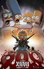 Treehouse of Horror XXVII Poster