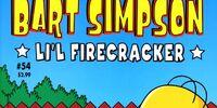 Bart Simpson Comics 54