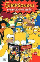 Simpsons Comics in Czech Republic