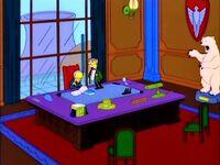 Mr. Burns Star Wars 2