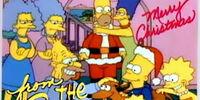 Симпсоны готовят на открытом огне