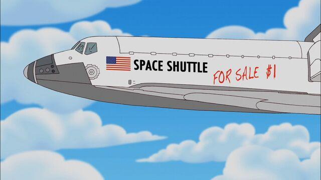 File:Space Shuttle for sale.jpg