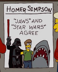 Vote for Homer Simpson