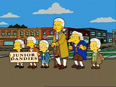 Junior Dandies