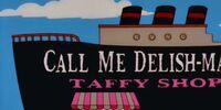 Call Me Delish-Mael Taffy Shop