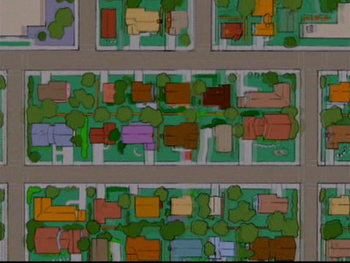 Evergreen terrace simpsons wiki fandom powered by wikia for 742 evergreen terrace springfield