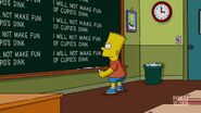 The Blue and the Gray Chalkboard Gag
