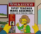 Tipsy teacher