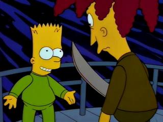 Файл:Bart and Sideshow Bob.png