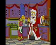 The Simpsons' Christmas Message -00012