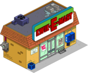 Kwik-E-Mart Tapped Out