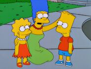 Bart vs. Lisa vs. the Third Grade 110