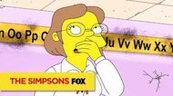 "THE SIMPSONS Mouth Hand from ""Mathlete's Feat"" ANIMATION on FOX"