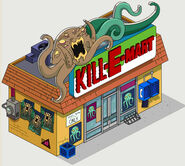 Kill E Mart Tapped Out