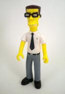 The Simpsons Frank Grimes Grimey Figure