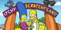 Itchy & Scratchy Land (Theme Park)