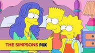 "THE SIMPSONS Adult Information from ""Sky Police"" ANIMATION on FOX"