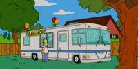 Homer's RV