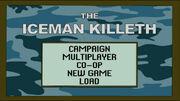 The Iceman Killeth
