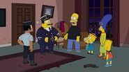 THE SIMPSONS Guaranteed To Hit The Mark ANIMATION on FOX