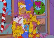 Simpsons fish guts
