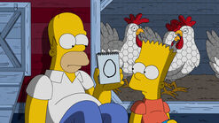 The Marge-ian Chronicles promo 7