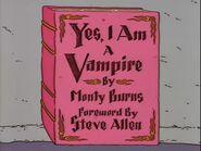 Bart Simpson's Dracula 25