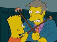 Bart Skinner fight